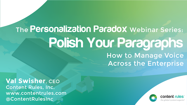 Polish Your Paragraphs: The Personalization Paradox #3