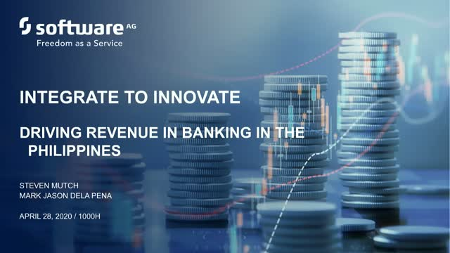 Integrate to Innovate : Driving Revenue Growth in Banking in the Philippines
