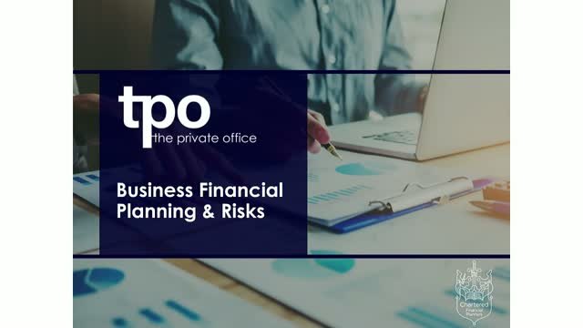 Business Financial Planning & Risks