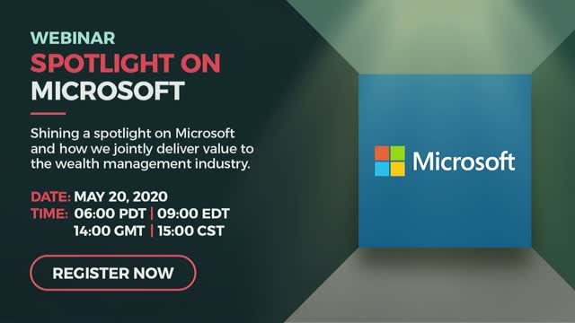 Spotlight on... Microsoft