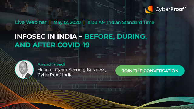 Infosec in India – before, during, and after COVID-19