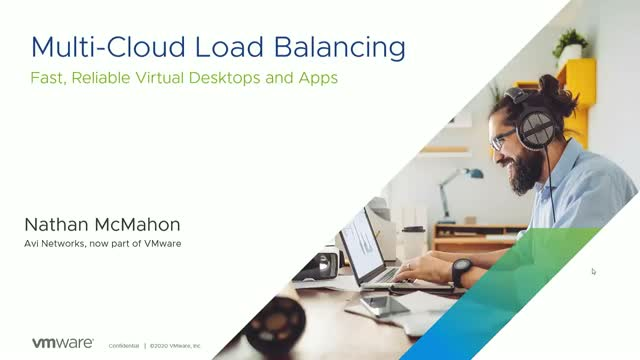 Multi-cloud Load Balancing for Fast, Reliable Virtual Desktops and Apps