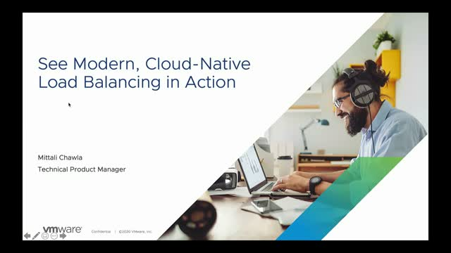 See Modern, Cloud-Native Load Balancing in Action