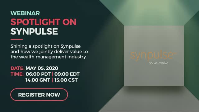 Spotlight on...Synpulse