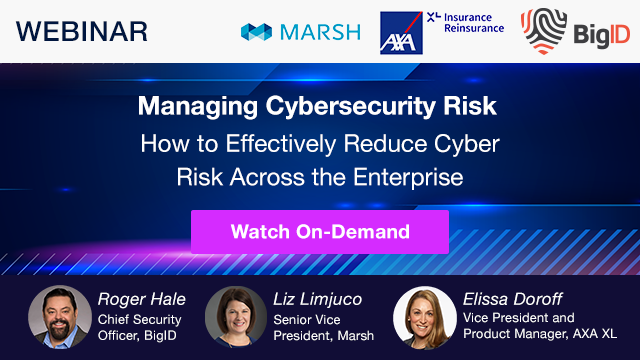 How to Effectively Reduce Cyber Risk Across the Enterprise