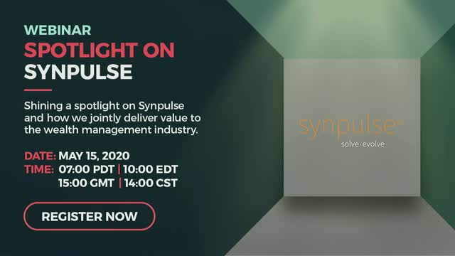 Spotlight on... Synpulse