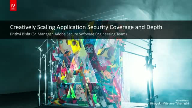 Creatively Scaling Application Security Coverage and Depth