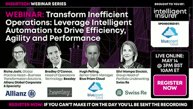 Leverage Intelligent Automation to Drive Efficiency, Agility and Performance