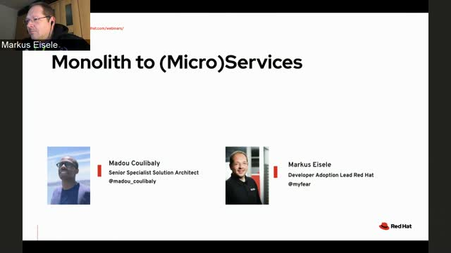 Monolith to microservices: The journey to the new normal