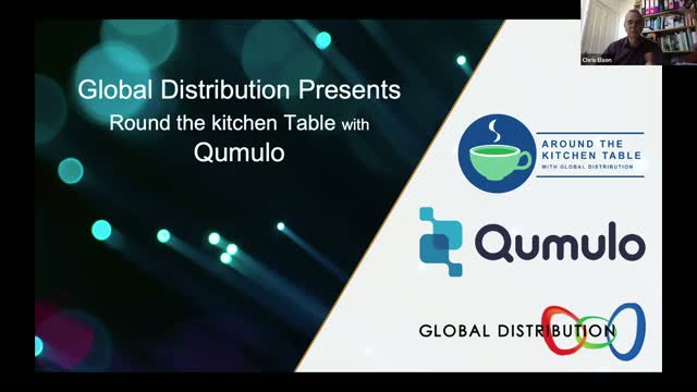 Global Distribution Presents Qumulo in the cloud  - A Practical Demonstration