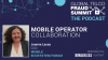 Fraud Summit Podcast - Mobile operator collaboration