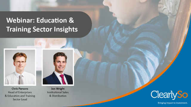 Education & Training Sector Insights