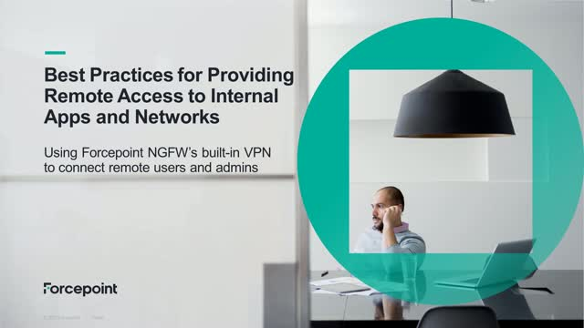 Best Practices for Providing Remote Access to Internal Apps and Networks