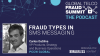Fraud Summit Podcast - Fraud types in SMS Messaging