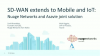SD-WAN extends to Mobile and IoT: Nuage Networks and Asavie joint solution