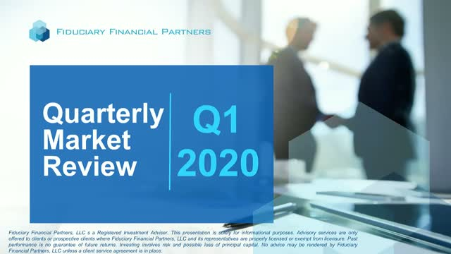 Q1 2020 Market Review Webinar