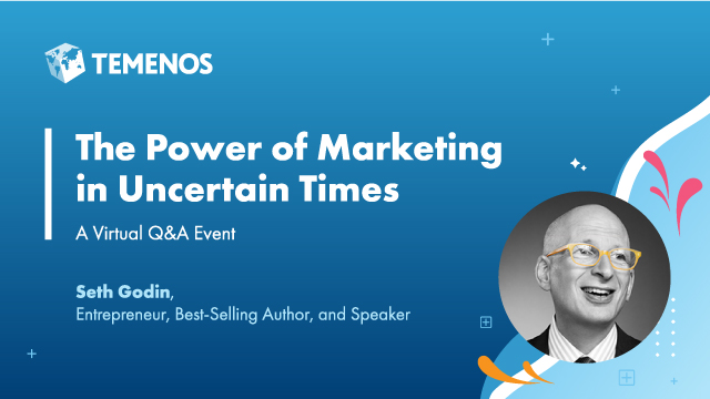 The Power of Marketing in Uncertain Times - Seth Godin Virtual Q&A