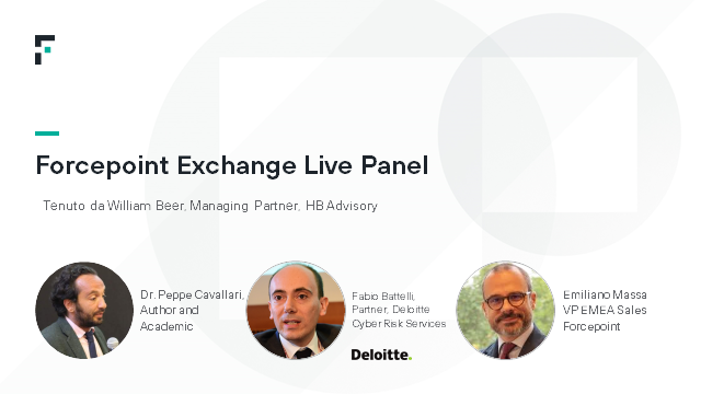 Forcepoint Exchange Live Panel