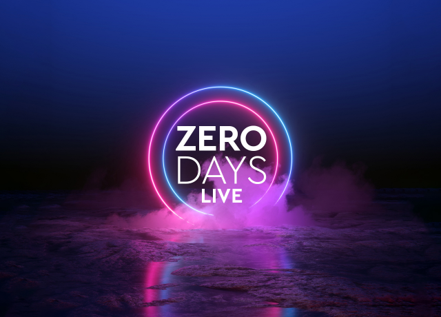 Introduction to ZeroDaysLive and remote working wellbeing