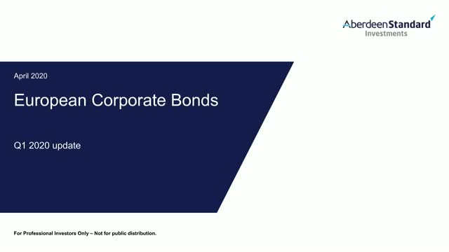 European Corporate Bond Fund Q1 Update