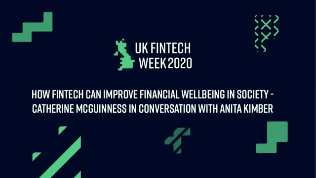 How FinTech can improve financial wellbeing in society