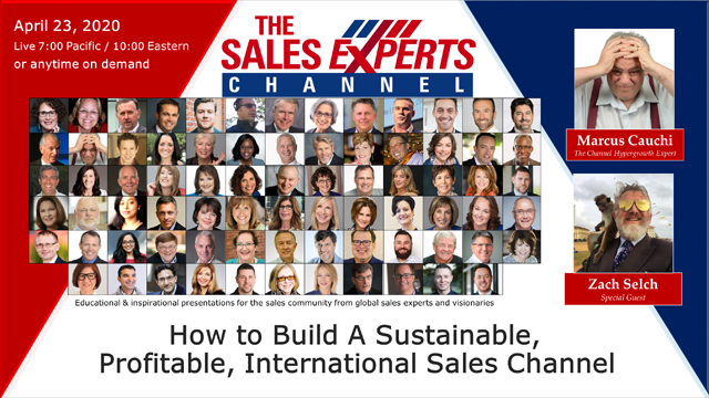 How to Build A Sustainable, Profitable, International Sales Channel