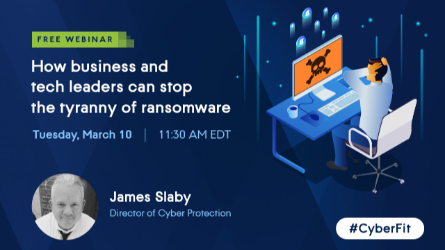 Lessons on Defeating Ransomware for Business & Tech Leaders