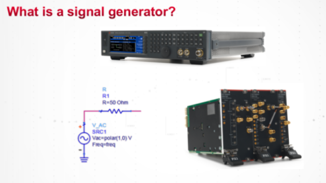 RF Back to Basics Session 3: Signal Generation and Digital Modulation