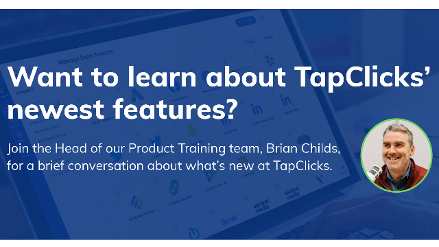 What's new at TapClicks - April 2020