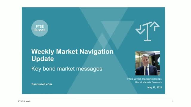 Weekly Market Navigation Update - May 12, 2020