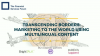 Transcending Borders: Marketing to the World with Multilingual Content