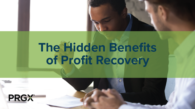 The Hidden Benefits of Profit Recovery