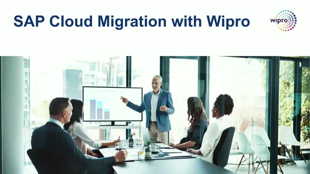 SAP Cloud Migration with Wipro