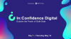 In:Confidence Digital [DAY 1] - Data Privacy in 2020 and Beyond