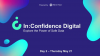 In:Confidence Digital [DAY 2] - Putting Privacy into Practice