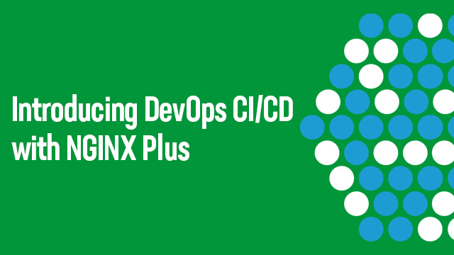 Introducing DevOps CI/CD