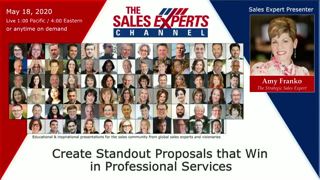 Create Standout Proposals that Win in Professional Services