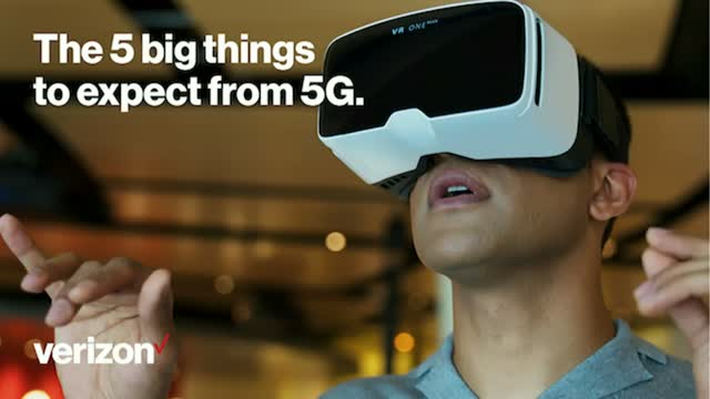 The 5 big things to expect from 5G
