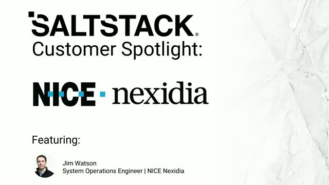 Automating legacy Windows to work like the cloud with NICE Nexidia