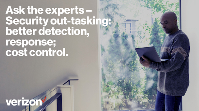 Ask the experts – Security out-tasking: better detection, response; cost control