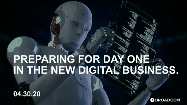 Prepare for Day One in the New Digital Business