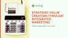 Strategic Value Creation with Integrated Digital Marketing