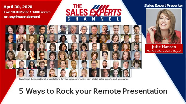 5 Ways to Rock your Remote Presentation