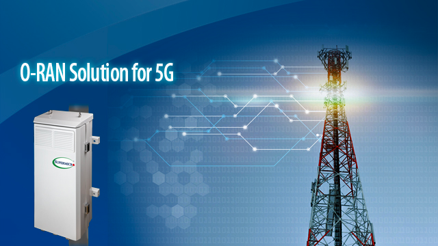 O-RAN Solution for 5G