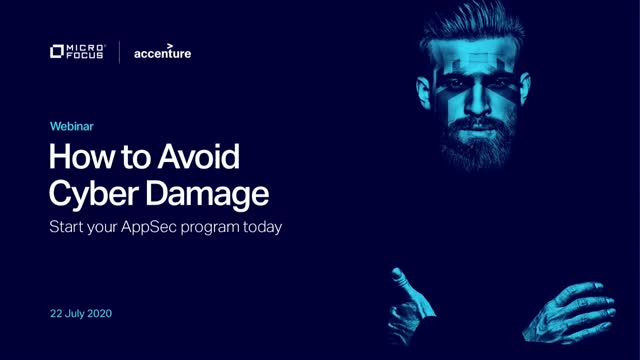 How to avoid Cyber Damage: Start your AppSec program today!
