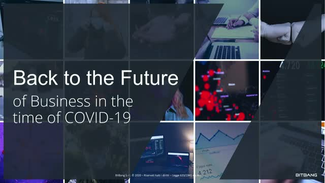 """Back to the Future"" of Business in the time of COVID-19"