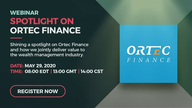 Spotlight on... Ortec Finance