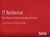 Enabling Data Protection, DRaaS, & Disaster Recovery