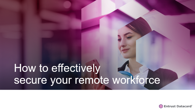 How to effectively secure your remote workforce - Asia Pacific