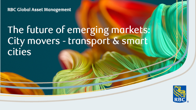 The future of emerging markets: City movers - transport & smart cities
